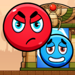 Red and Blue Ball 0.1.6 APK (MOD, Unlimited Money)