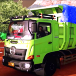 Truck Simulator Indonesia : Livery Truck Bussid 4.0 APK (MOD, Unlimited Money)