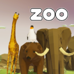 VR Zoo Wild Animals in Virtual Reality Polygon 1.23 APK (MOD, Unlimited Money)