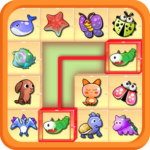 Connect Animal Puzzle 2021 – Pair Matching Animals 3.8.5 APK (MOD, Unlimited Money)