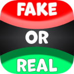 Real or Fake Test Quiz | True or False | Yes or No 2.0.0 APK (MOD, Unlimited Money)