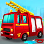 Firefighter: Fire Rescue And Car Wash Garage 1.0.15 APK (MOD, Unlimited Money)