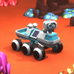 Space Rover: Idle planet mining tycoon simulator 1.108 APK (MOD, Unlimited Money)