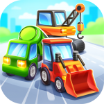 Car game for toddlers: kids cars racing games 2.17.0 APK (MOD, Unlimited Money)