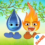 Fire And Water 3.9 APK (MOD, Unlimited Money)