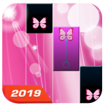 Piano Rose Tile Butterfly 2021 1 APK (MOD, Unlimited Money)