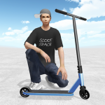 Scooter Space 1.012 APK (MOD, Unlimited Money)